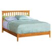 Atlantic Furniture Brooklyn Slat Bed