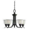 <strong>Wheaton 5 Light Chandelier</strong> by Sea Gull Lighting