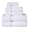 <strong>Simple Luxury</strong> Superior 900 GSM Egyptian Cotton 6-Piece Towel Set