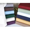 <strong>400 Thread Count Egyptian Cotton Stripe Sheet Set</strong> by Simple Luxury