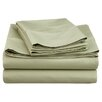 Simple Luxury Cotton Rich 600 Thread Count Solid Sheet Set