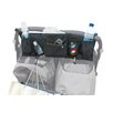 <strong>J.L. Childress</strong> Bottles 'N Bags Double Wide Stroller Organizer