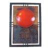 <strong>Dekoartikel-Bild Elements in Rot</strong> von Näve Leuchten