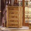 Artisan Home Furniture Lodge 100 5 Drawer Chest
