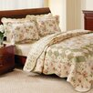 Bliss Ivory Quilt Set