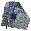 <strong>Greenland Home Fashions</strong> Santorini Cotton Throw