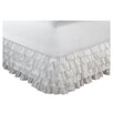 <strong>Greenland Home Fashions</strong> Multi-Ruffle Bed Skirt