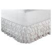 Greenland Home Fashions Multi-Ruffle Bed Skirt