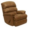 <strong>Bentley Leather Chaise Recliner</strong> by Catnapper