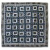 <strong>Blue Log Cabin Quilt</strong> by Patch Magic