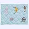 <strong>Underwater Haven Placemat (Set of 4)</strong> by Patch Magic