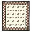 <strong>Scottie King Quilt</strong> by Patch Magic