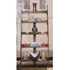 "<strong>Tribecca Leaning Wall 76"" Bookcase</strong> by American Drew"