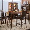 <strong>American Drew</strong> Tribecca 5 Piece Counter Height Dining Set
