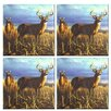 <strong>McGowan</strong> Tuftop Deer Local Legend Coasters (Set of 4)