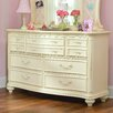 <strong>Jessica McClintock Home Romance Dresser</strong> by Lea Industries