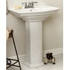 Washington 460 Pedestal Bathroom Sink