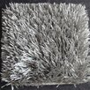 Linie Design Treasure Solid Silver Area Rug