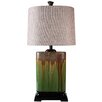 "StyleCraft 31.5"" H Table Lamp with Drum Shade"