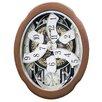 Rhythm U.S.A Inc Anthology Legend Melody Wall Clock