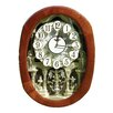 <strong>Grand Encore Legend Wall Clock</strong> by Rhythm U.S.A Inc