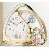 Rhythm U.S.A Inc Sweet Bears Table Clock