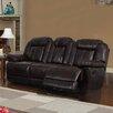 "Global Furniture USA 91"" Reclining Sofa"