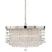 <strong>Uttermost</strong> Fascination 3 Light Crystal Chandelier
