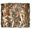 <strong>Uttermost</strong> Alita 1 Light Naturals Champagne Wall Sconce