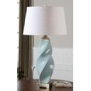 "Uttermost Girata 33.5"" H Table Lamp with Empire Shade"