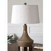 "Uttermost Kerman 27"" H Table Lamp with Empire Shade"