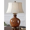"Uttermost Serpiente 29"" H Table Lamp with Oval Shade"