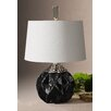 """Uttermost Aberjona 25"""" H Table Lamp with Empire Shade"""
