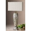"<strong>Uttermost</strong> Allegheny 38"" H Table Lamp with Rectangle Shade"