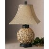 "Uttermost Calameae 29"" H Table Lamp with Square Shade"