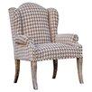 Uttermost Winesett Wing Armchair