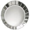 Uttermost Pierrette Round Wall Mirror