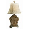 """Uttermost Augustine 30"""" H Table Lamp with Bell Shade"""