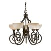 <strong>Uttermost</strong> Legato 5 Light  Chandelier