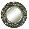 <strong>Uttermost</strong> Alita  Round Beveled Mirror