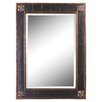 <strong>Uttermost</strong> Bergamo Rectangular Beveled Vanity Mirror