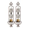 Uttermost Privas Candle Wall Sconce (Set of 2)