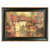 <strong>Uttermost</strong> Vino Nobile by Longo Framed Original Painting