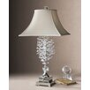 "<strong>Uttermost</strong> Fascination II 33"" H Table Lamp with Square Shade"
