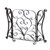 Uttermost Daymeion 3 Panel Fireplace Screen