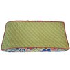 <strong>Botanical Sanctuary Changing Pad Cover</strong> by Bacati
