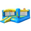 <strong>Hoops-N-Hops Bounce House</strong> by Island Hopper