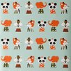<strong>ferm LIVING</strong> Kids Marionette Wallpaper