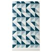 ferm LIVING Remix Geometric Wallpaper
