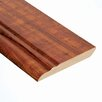 "0.5"" x 3.81"" Laminate Wall Base in Brazilian Hickory"